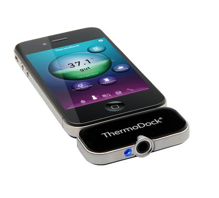 Система для измерения температуры Medisana ThermoDock