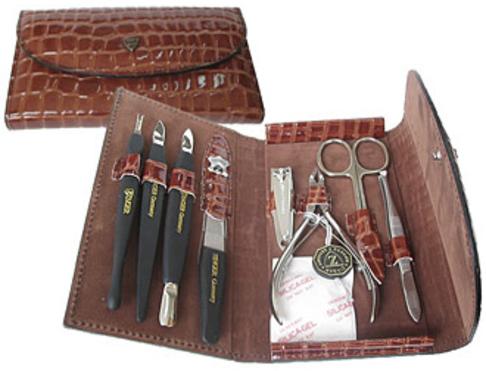 Маникюрный набор Zinger MS-1402-21205 (8 предметов)