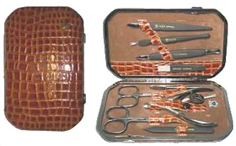 Маникюрный набор Zinger MSF-801 (9 предметов)