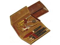 Маникюрный набор Zinger MS-1403-2 (8 предметов)