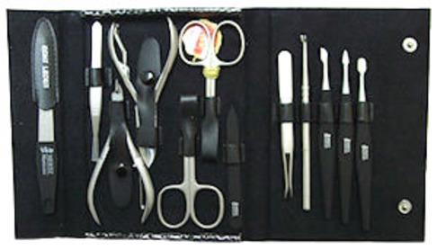 Маникюрный набор Mertz Solingen 9731RF (12 предметов)