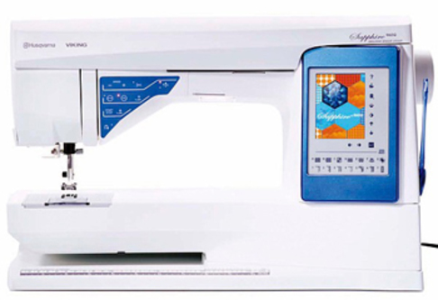 Швейная машина Husqvarna Viking Sapphire 960 Q