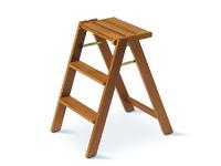 Табурет-Стремянка деревянная Arredamenti OSIMO арт. 70