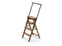 Деревянный стул-стремянка Arredamenti ELETTA арт. 175 вишня