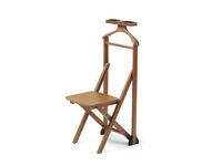 Вешалка-стул для одежды Arredamenti Duka арт. 2007 вишня