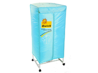 Электрическая сушилка для белья (сушильный шкаф) Quick CL-802F