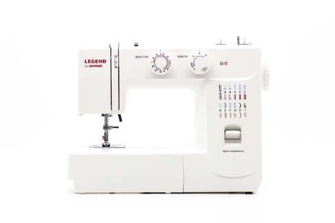 Швейная машина Janome LE-17