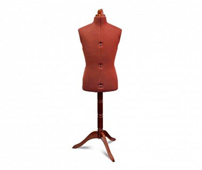 Манекен портновский мужской My Double Gentleman's Valet Brown размер 46-56