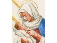 """Набор для вышивания Vervaco """"Мария и Иисус"""" PN-0148524"""