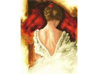 """Набор для вышивания Vervaco """"Красавица"""" 2002-75161"""