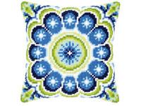 Набор для вышивания Vervaco подушка 40х40 см PN-0145505