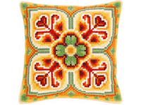 Набор для вышивания Vervaco подушка 40х40 см PN-0145886