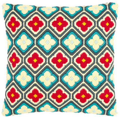Набор для вышивания Vervaco подушка 40х40 см PN-0001724