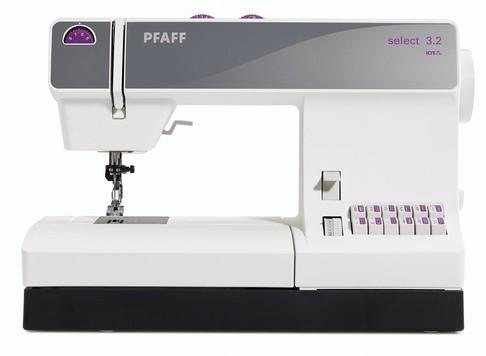 Профессиональная электромеханическая швейная машина Pfaff Select 3.2