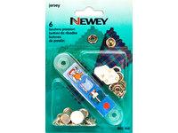 Кнопки NEWEY для джерси, 10мм, арт. 002148