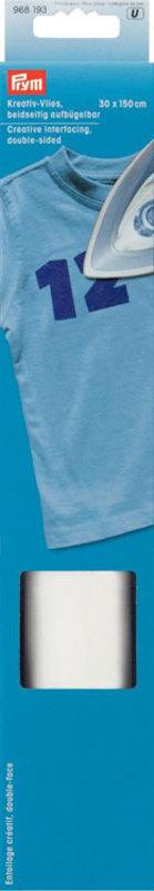 Клеевая паутинка Prym Набор для творчества с шаблонами 30 см, 1,5м арт. 968193