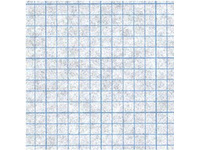 Флизелин прокладка нашивная для пэчворка Freudenberg квадраты арт. Rasterquick Viereck