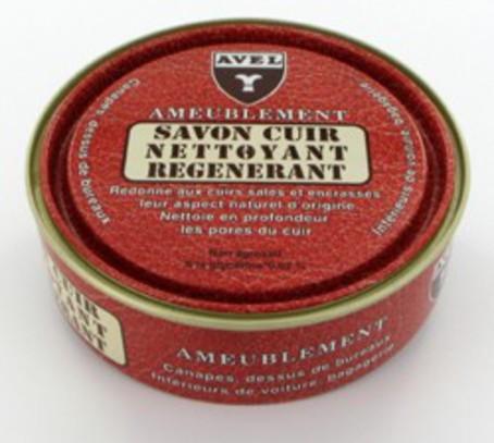 Крем-мыло AVEL Savon Cuir Nettoyant Regenerant, 200мл., арт. sphr4001