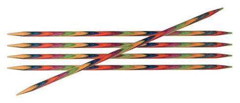 """Спицы чулочные KnitPro """"Symfonie"""" 3,75мм/20см арт. 20108"""