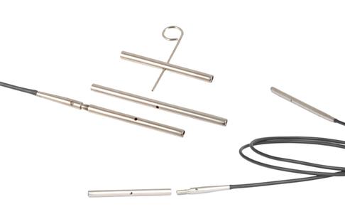 Набор кабельного соединения для съемных спиц KnitPro арт. 10510