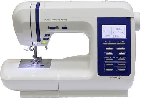 Швейная машина AstraLux 7300 Pro - Series