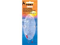 Вдеватель шнура в трикотажные изделия Pony гибкий 29,5 см арт. 99701