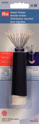 Вращающаяся игольница-«твистер» Prym с магнитом арт. 610291