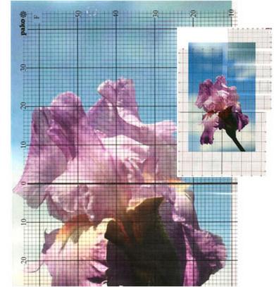 Сетки для создания вышивки PAKO (6 шт.) 707-090