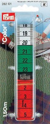 Сантиметр Prym цветной 150смх20мм арт. 282121
