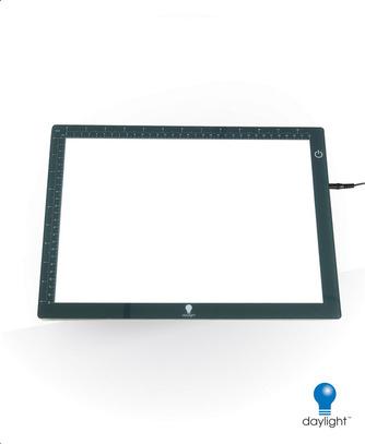 Лампа-рамка со светодиодной подсветкой Daylight Company Wafer 1 (арт. E35040)