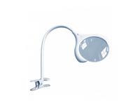Лупа-лампа светодиодная Daylight Company MAGniflex с креплением к столу (арт. E25060)