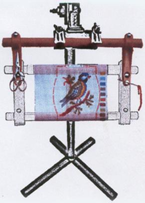Вспомогательная планка для рамок с двумя магнитами Elbesee