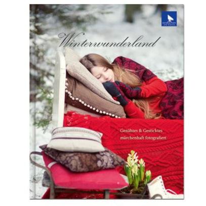 Книга Acufactum Ute Menze Winterwunderland /Чудеса зимы/ K-4021
