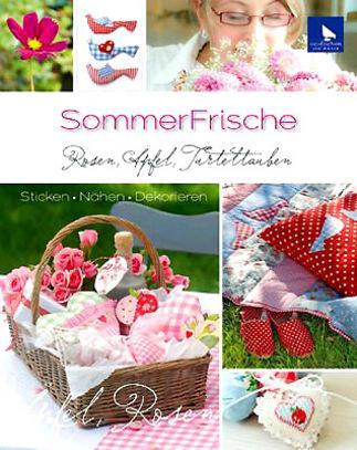 Книга Acufactum Ute Menze SommerFrische /Свежесть красивого лета/ K-4001