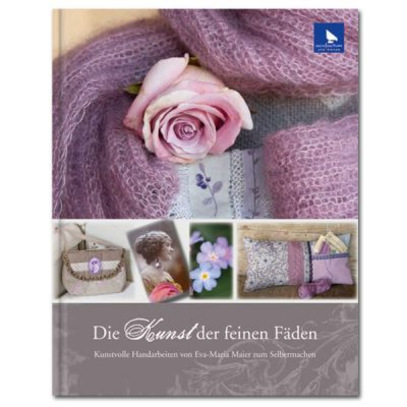 Книга Acufactum Ute Menze Die Kunst der feinen Faden /Творчество тонких нитей/ K-4019