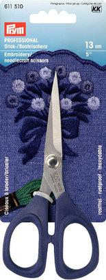 Ножницы Prym д/вышивки и рукоделия, 13см 611510