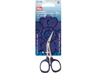 Ножницы Prym д/вышивки, 10см, изогнутые 611516