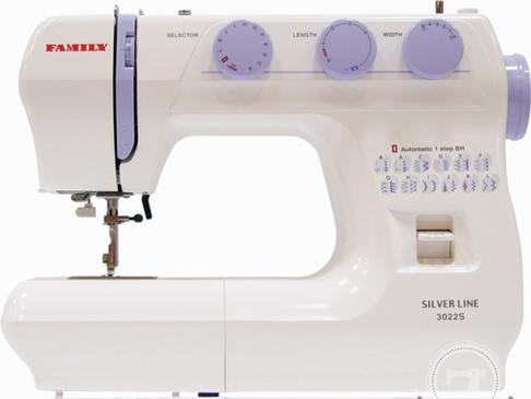 Швейная машина Family Silver Line 3022s