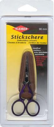 Ножницы Kleiber для шитья, вышивания, длина 9см 920-49
