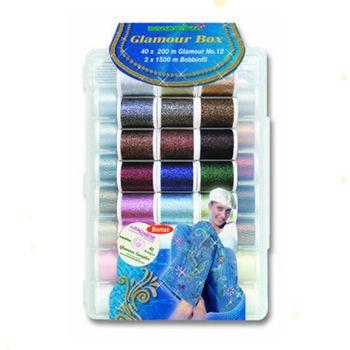 Набор вышивальных ниток Madeira 8060