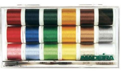 Набор вышивальных ниток Madeira Polyneon 8045