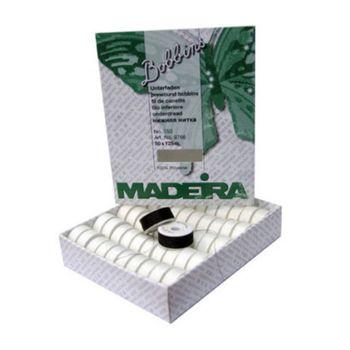 Нить в шпулях Madeira Bobbins 9766