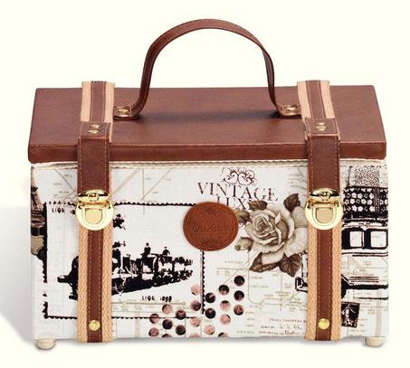 "Кейс для рукоделия Prym ""Vintage"" 612326"