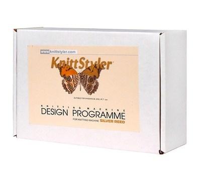 Программное обеспечение для вязальных машин Silver Reed Knitt Styler