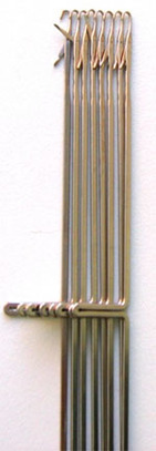 Иглы для вязальной машины  Silver Reed (для SK-280/840)