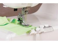 Приспособление распошивальных машин Janome для пришивания широкой резинки 9-13 мм  (795-817-106)