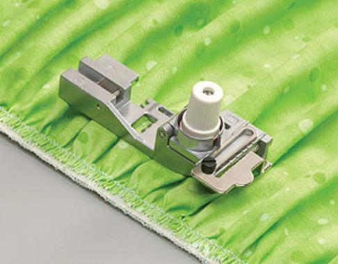 Лапка оверлочная Babylock для вшивания резинки или лески (арт. B5002S09A-E)