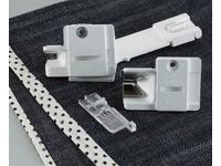 Лапка для распошивальной машины Brother для окантовки срезов косой бейкой (арт. SA224CV)