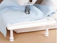 Дополительный столик для распошивальной машины Janome с двумя лапками