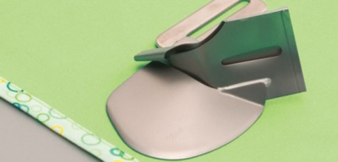 Улитка Babylock для двойной подгибки вшиваемой ленты или косой бейки 36 мм (арт. B0421S02A)